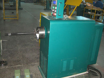 Winding machine for distribution transformers
