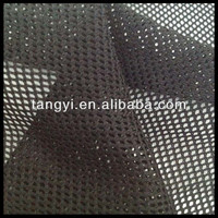 2013 new fashionable knitted mesh fabric for sportswear moisture wicking