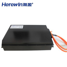 Herewin 96v 100ah deep cycle rechargeable lithiun iron battery for ev
