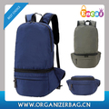 Encai Leisure Foldable Backpack Waterproof Packsack Light Weitght Multi Waist Bag Backpack