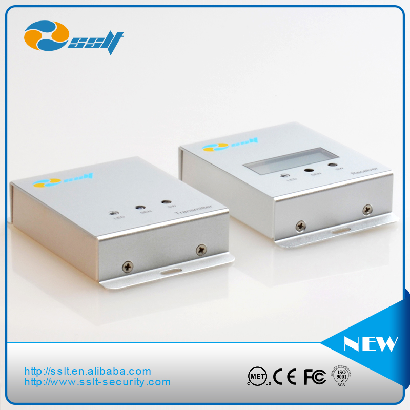 SSLT Store door infrared person counting customer people counting device wireless network people counter