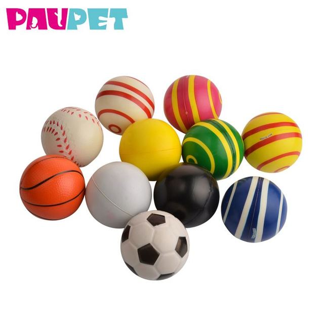 soccer Balls antistress toy soft pu foam stress ball