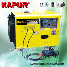 Powered by HONDA engine Welder generator