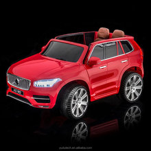 12V Kulaber RED Licensed Volvo XC90 Kid's Ride On Car Battery Powered Remote Control W/FREE MP3 Player ride on car