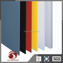 Opaque pvc corrugated sheets high density foam board