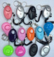 Personal security alarm for women keychain anti emergency self defense safety