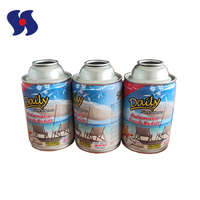 Tinplate Metal Type and Metal Material Round Shaped Metal Tin Cans