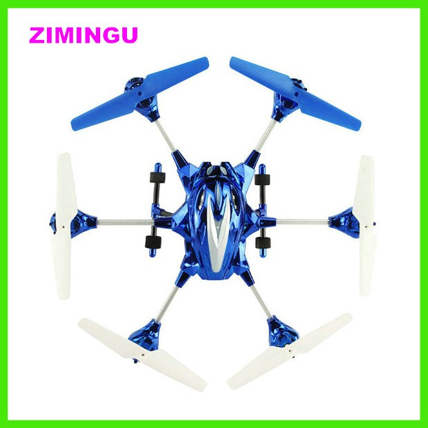 Venture with Camera 2.4G 4.5CH RC Quadcopter LED Light Professional Drone