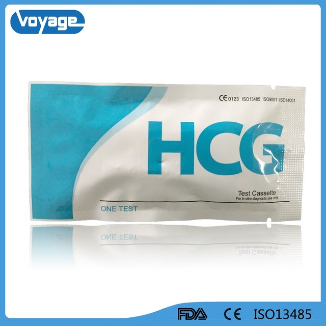 Wholesale Home HCG Urine Pregnancy Test cassette For Pregnancy Test