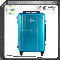 Aluminum telescope luggage case
