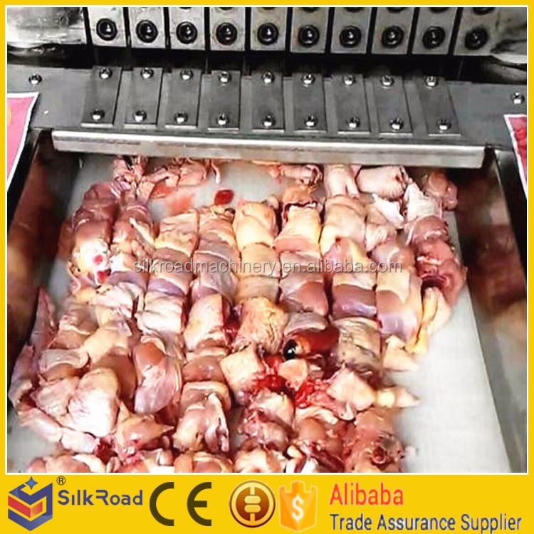 Factory Supply chicken chopping machine