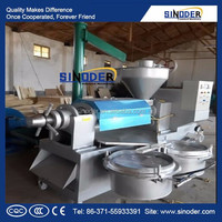 soya bean oil extraction machine corn oil press machine cotton seeds oil extraction machine