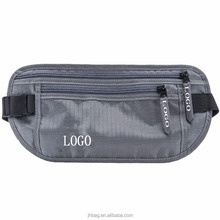RFID Blocking Travel Money Belt Running Belt Waist Pack