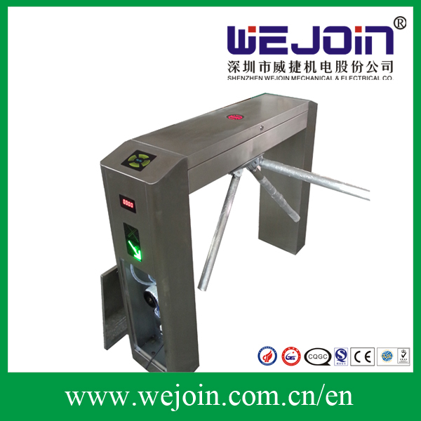 Hot Selling Tripod Turnstile Used For Bus Station