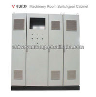 PLC Machinery Room Switchgear Cabinet Control Cabinet Control Enclosures Rittal Panel
