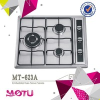 Gas Range Gas Stove with Control Knob