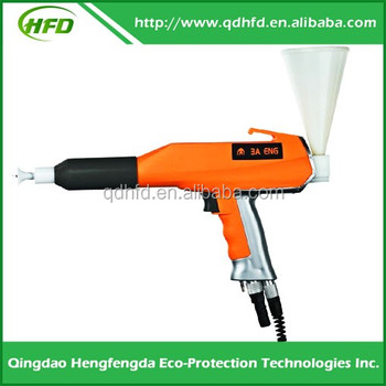 Best quality High Pressure Air Water Spray Paint Gun And Powder Coating Plastic Spray Gun Prices.