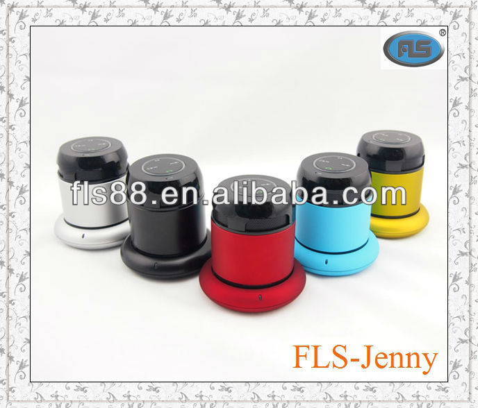 2013 new gadget , christmas gift , mini bluetooth speaker