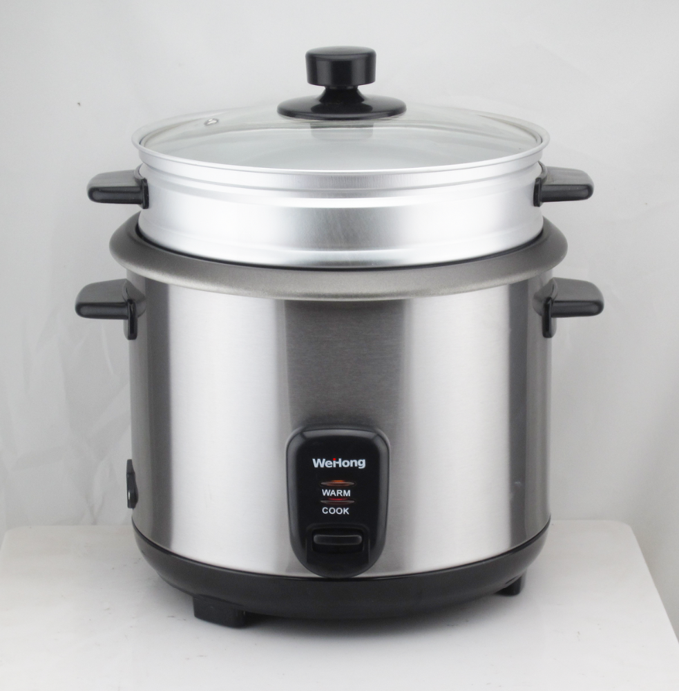 Customized Stainless Steel Inner Pot Straight Rice Cooker