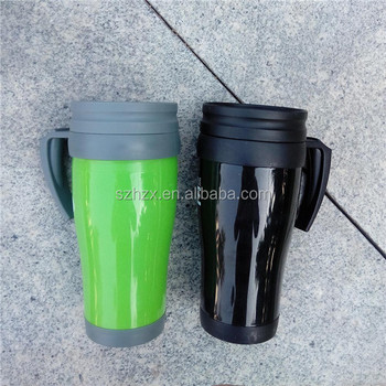 christmas new double wall drinking water cup