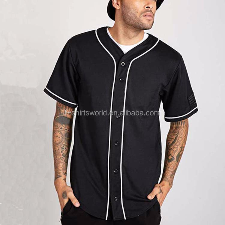 Custom men 39 s mesh dry fit polyester button down plain for Make your own t shirt cheap online