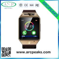 Gv08 Bluetooth Smart Watch Phone Touch Screen Multilanguage Android Mobile Phone