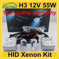 Car Headlight HID Kits 35W Kit Xenon H3 With Normal Ballast 24V AC