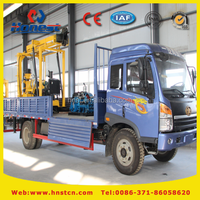Truck mounted deep water well drilling equipment for sale