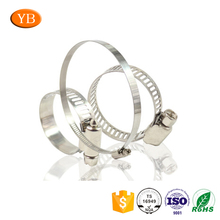 china factory directly supply customized water gas pipe worm drive hose clamp/small diameter hose clamp/wire hose clamp