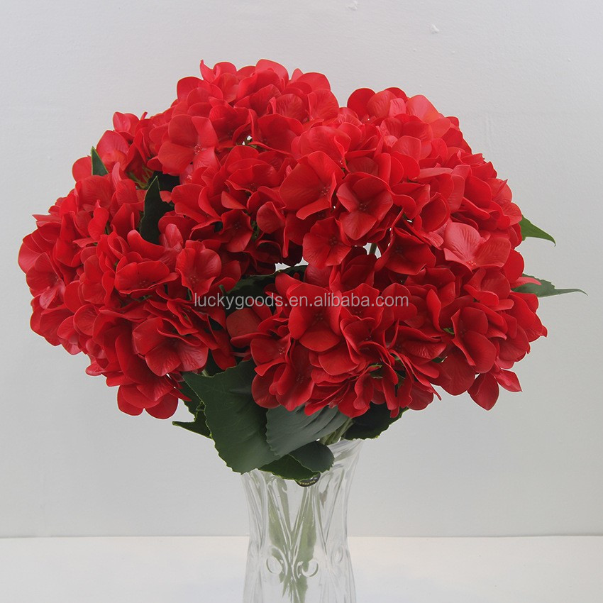 lf470 wholesale artificial hydrangea silk hydrangea wedding bouquets view silk hydrangea. Black Bedroom Furniture Sets. Home Design Ideas