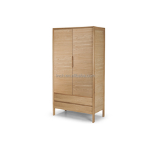 Small louvered sliding closet doors American style wardrobe with closet