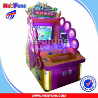 Fruit Attack Kids Game Machine NF-R49, Newest Video Game Console Wholesale,China Amusement Park Supplies