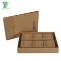 wholesale custom corrugated Chinese tea packaging giftr box , cardboard boxes for tea packaging
