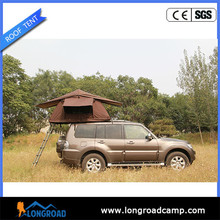 Camping portable shower steel prefab tent