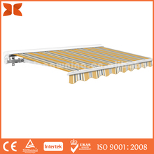 SC-1320 Direct factory prefab terrace motor awning for home canopy used