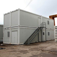 strong shipping plastic container house for rent made of composite material panel holypan
