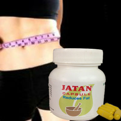 Jatan Capsules - Herbal Weight Loss Supplement