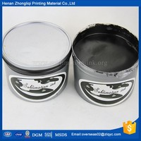 high gloss oil based soybean offset printing ink