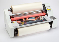 WD-V480 Hot and cold Roll Laminating machine