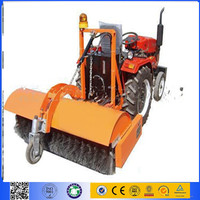 low price high quality snow sweeper machine
