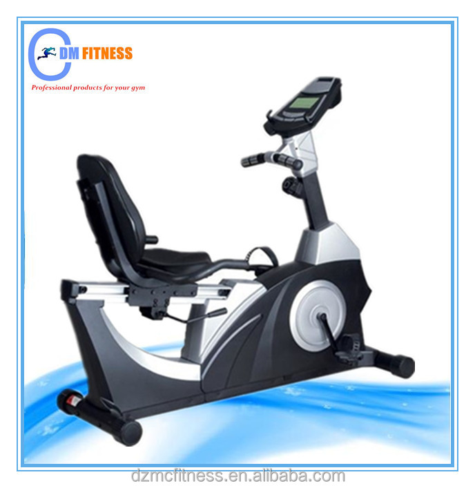 Professional Self-generating Cardio Machine Commercial Recumbent Bike (K-RB01)/ Fitness equipment Gym workout exercise cycle