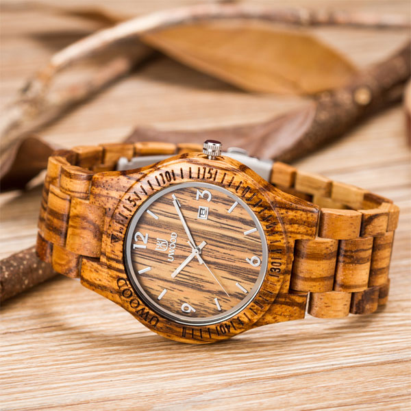 Japanese Movement Quartz Watch Wooden Watches,Fashional Wood Mens Watch