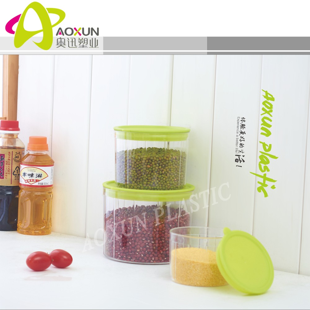 Kitchen Accessory Storage Tools Plastic Box For Food
