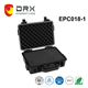 ABS IP67 Hard Waterproof Plastic Equipment Security Case For Military