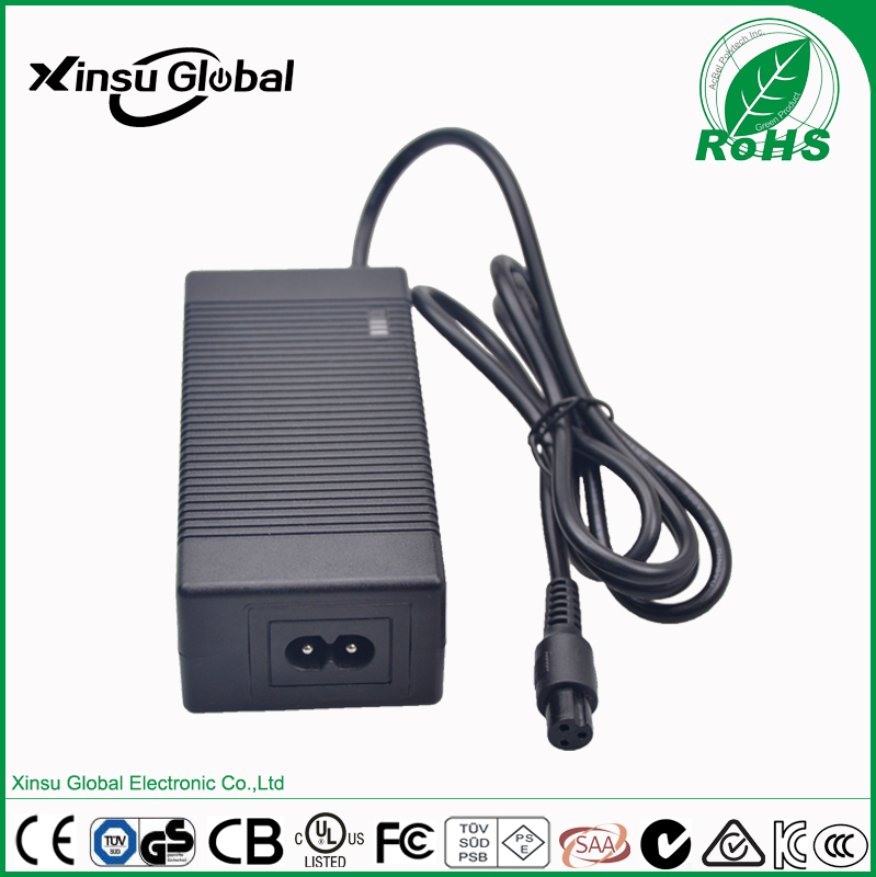 Factory wholesale e bike charger 12.6V Li-ion Battery Charger