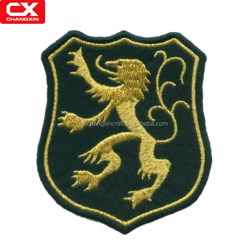 Wholesale felt embroidery badge Online Buy Best felt embroidery