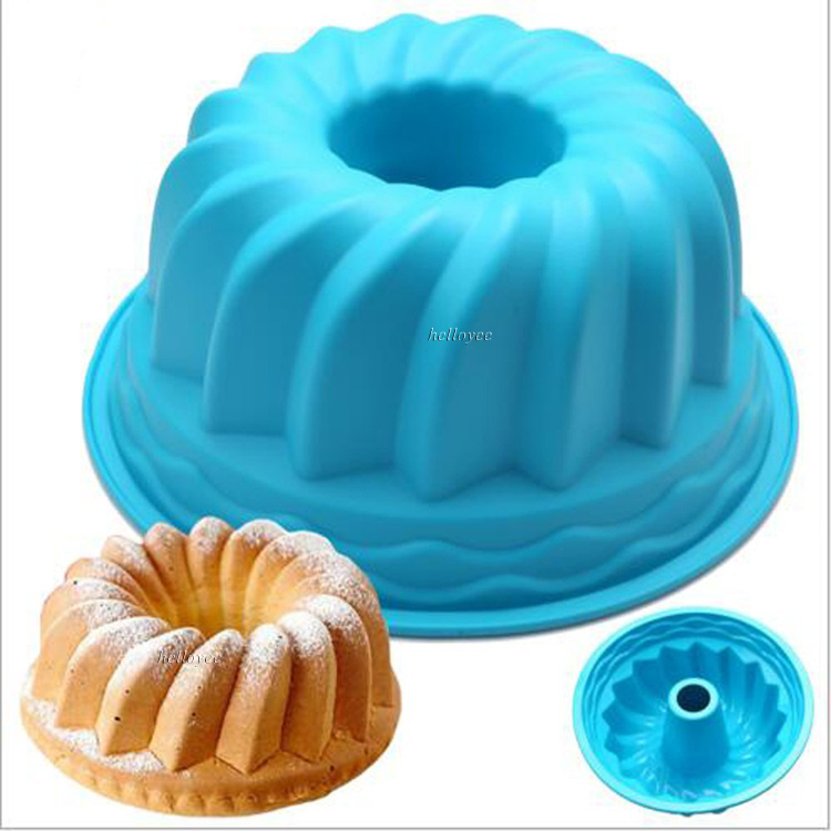Silicone Food Grade Cupcake Moulds Cake Baking Molds