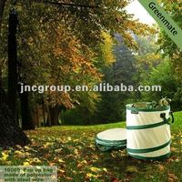 2014 best seller pop up bag for leaf storage