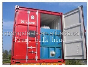 Qingdao 24000L 20 ft container 5 layers bulk wine disposable flexibag