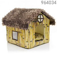 ODM winter warm indoor in stock wholesale dog house
